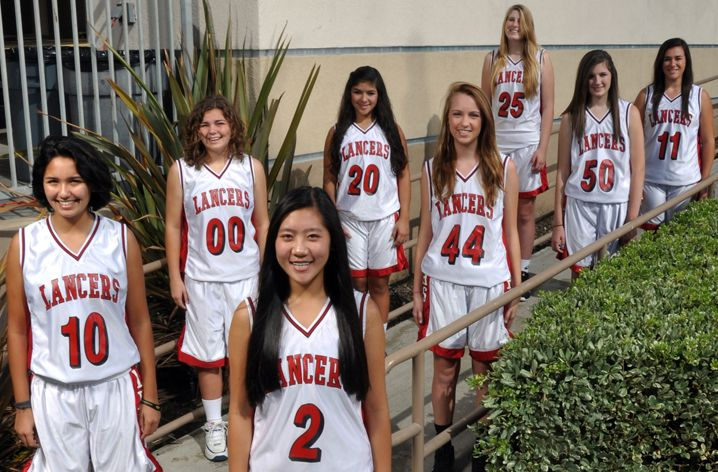 Women's Frosh Basketball 2010-2011