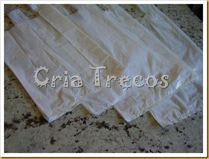 Tecido de Sacolinhas 022