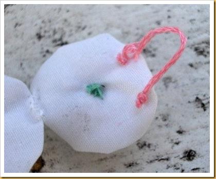 yo-yo bracelet step 3