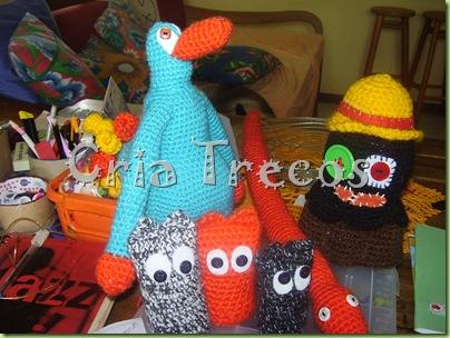 Toys Crochê 002