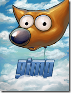 Gimp - tela splash