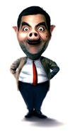 AZRainman - Mr Bean