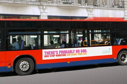 There's probably no God_bus propaganda