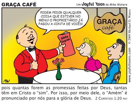 Joyful 'toon_Graça café