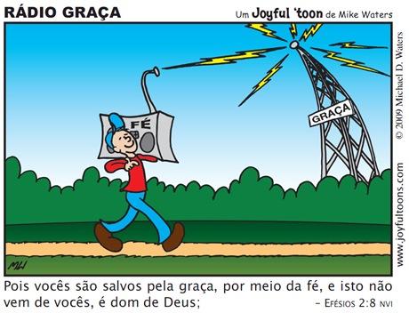 Joyful 'toon_Rádio Graça