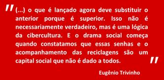 citação Eugênio Trivinho