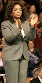 Oprah Winfrey [OsamaK em Wikimedia Commons]