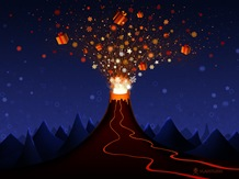 Christmas_Volcano_by_vladstudio