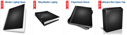 Os 4 tipos de capas gratuitas