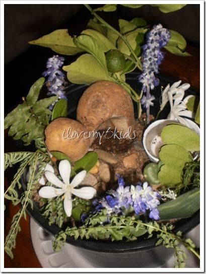 Garden for Easter