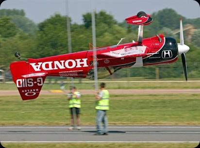 Inverse air race