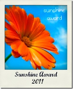 sunshine-award-2011