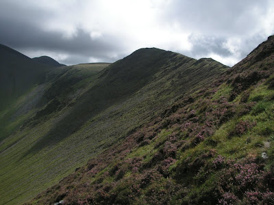 Ullock Pike Ridge