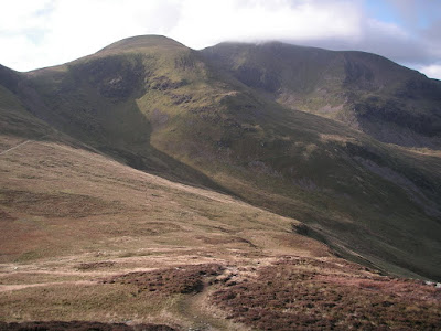 View towards Crag Hill