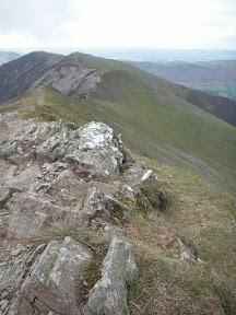 From Hopegill Head, looking south