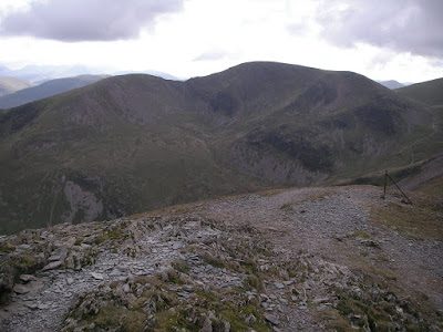 From Grisedale Pike towards Crag Hill