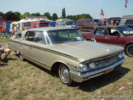 1963 - Mercury Monterey