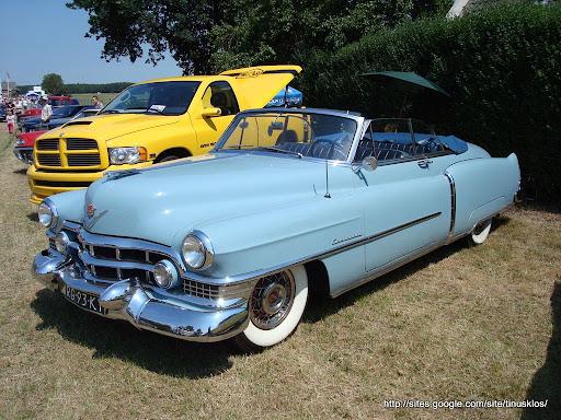 1951 - Cadillac Convertible