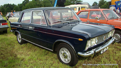 1969 Fiat 125 Special