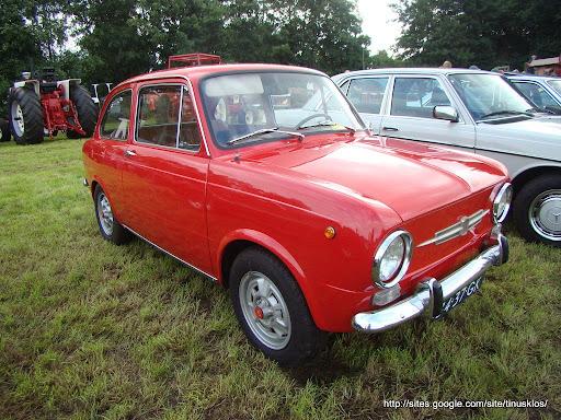 1968 - Fiat 850