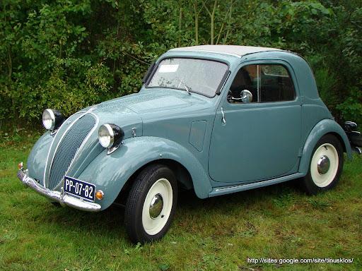 1936 - Fiat 500