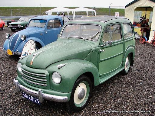 1952 - Fiat 500 C Topolino