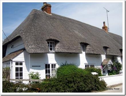 The Old Bakery Avebury village.