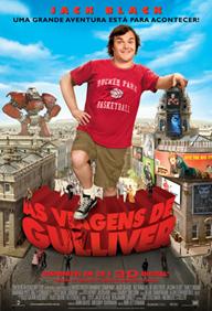 Poster-As-Viagens-de-Gulliver