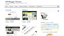 WP Blogger Themes