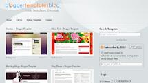 Blogger Templates Blog