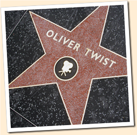 Oliver Twist in Hollywood