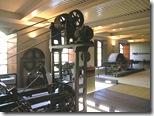 macchinari tessili al Mumat a Vernio