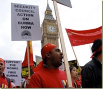 Take Action on Burma