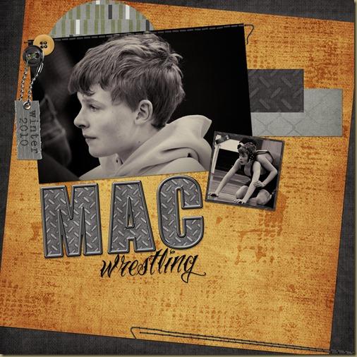 MAC Wrestling