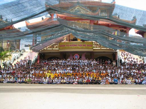 Chùm ảnh: Hương hội hè - Lễ khai mạc