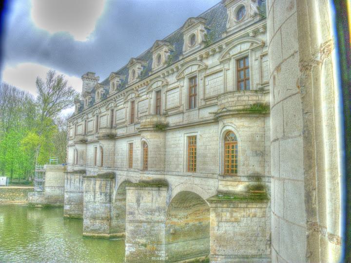Chateaux de la loire Chenonceau