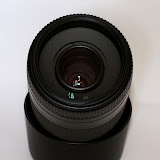 The Front View of the 75-300 Lens