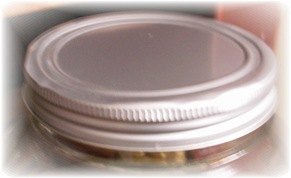 Jar lid large