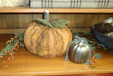 Tin Pumpkin