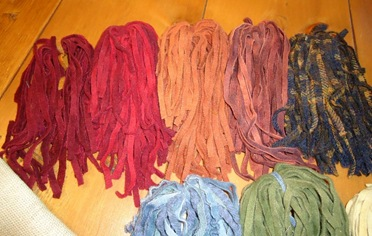 Wool Strips 3