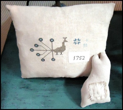 Pillow and Pin Keep