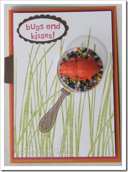 bugs & kisses treat cup