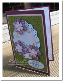 65 wedding anniversary card 2