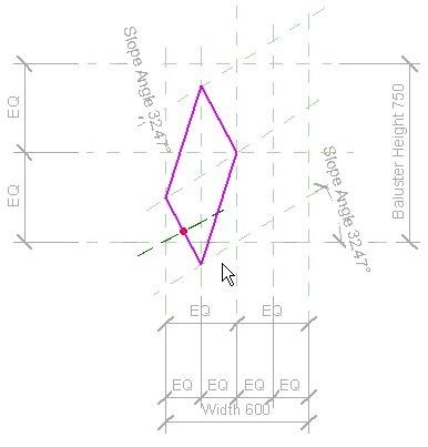 Baluster Panel Path