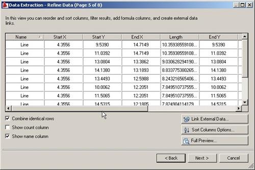 5 - refine data