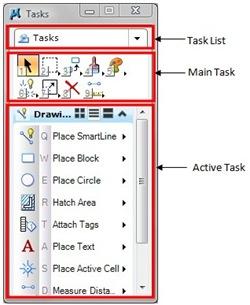 task navigation