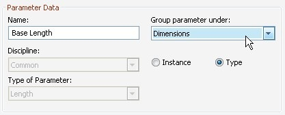 parameter data