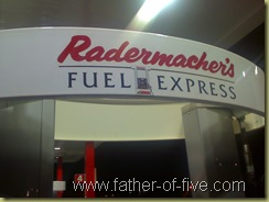 Radermacher's Fuel Express
