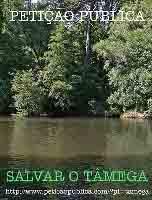 Petição Anti-Barragem- Salvar o Tâmega e os seus afluentes