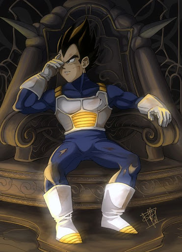 Failure by clefchan Megapost   Imagenes de Dragon Ball   Parte 3   Vegeta